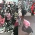 """אני צופה בוידאו הזה ותופס את הראש: מה לעזאזל?? שתי הבנות שבוידאו (רק אחת גונבת), דוסיות (או מחופשות לדוסיות), נכנסות לחנות הבשמים """"פשוט […]"""