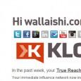 מה זה KLOUT ומה עושים שם? כאילו שלא מספיקות רשתות חברתית עכשיו klout מרימה את הראש. למרות שקלאאוט נוסדה ב-2008 בארץ מתחילים לדבר […]