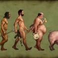 """עשר אירוניות קטנות של הדת: אנשים שלא """"מאמינים"""" באבולוציה (אחת התיאוריות היותר מוכחות בעולם המדע) נוטים להיות אלה שמוכיחים בצורה נהדרת שהאדם קרוב..."""