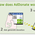 """""""איך לחסום פרסומות ולתרום לאנושות?"""" עד כמה שהיא הזויה, מסתבר שיש תשובה לשאלה הזו. תוסף כרום חדש, AdDonate, הוא פרי פיתוח ישראלי שמתפקד..."""
