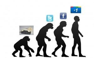 גוגל פלוס באבולוציה