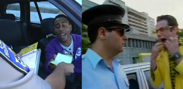 איך לדבר עם שוטר